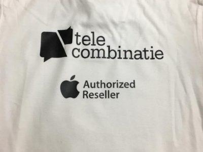 T-shirts bedrukt Telecombinatie Amersfoort